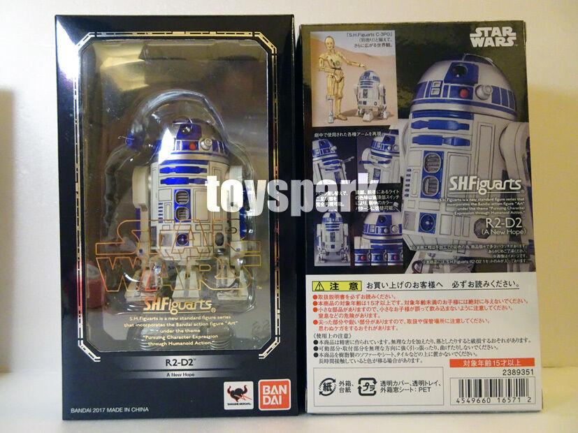 Japan Japan Japan Ver Bandai S.H.Figuarts Star Wars EP4 A New Hope R2-D2 shf action figure 7b0d40