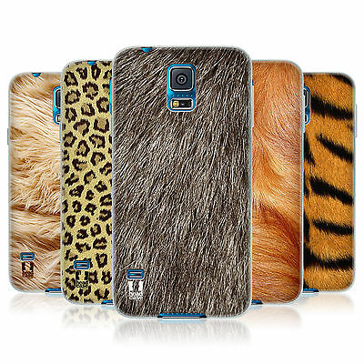 HEAD CASE PELZ KOLLEKTION GEL CASE FÜR SAMSUNG GALAXY S5