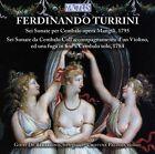 Turrini: Musik für Cembalo von Cristina Palucci,Giusy De Berardinis (2012)