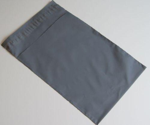 1000 x grigi polietilene Plastica buste In Per Spezione 155 230 mm 6 9 pouches