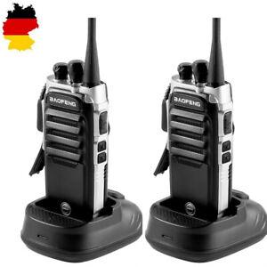 2X-KS-315-3-7v-FM-400-470MHz-CTCSS-Walkie-Talkie-Hand-Funkgeraet-Sprechfunkgeraete