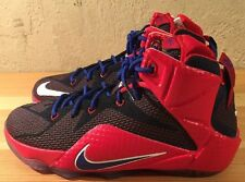 175cf796c2fe item 7 New Nike Lebron 12 Superman 685181-601 (GS) Red Bl Royal Blk Sz 6  -New Nike Lebron 12 Superman 685181-601 (GS) Red Bl Royal Blk Sz 6