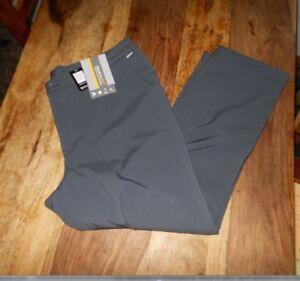 Pantaloni-da-Uomo-Regatta-sofrshell-RRP-50-NUOVO-con-etichetta-Taglia-UK-42