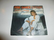 "BERDIEN STENBERG - Firedance - 1985 Dutch 2-track 7"" Juke Box Vinyl Single"