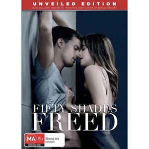 Fifty-Shades-Freed-NEW-DVD-Region-4-Australia