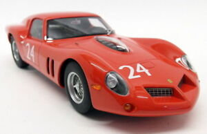 CMR-1-18-Scale-095-Ferrari-250-GT-Drogo-24-24H-Le-Mans-Test-63-Resin-model-car
