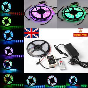 6803-IC-5050-RGB-LED-Strip-Light-133-Modes-Magic-Color-RF-Remote-12V-Power