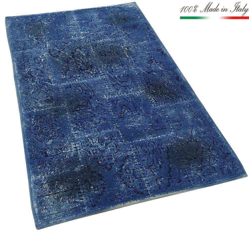 Tappeto moderno SALOTTO SALA SALA SALA camera letto arredo bagno 2 misure MADE IN ITALY | Doux Et Léger  0c4c3b