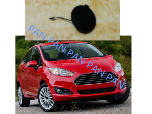 1PCS Front Bumper Trailer Tow Hook Cover Cap For Ford Fiesta 2013 2014 2015