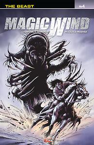 Magic-Wind-Vol-4-The-Beast-2014-Paperback-graphic-novel-Manfredi-Frisenda