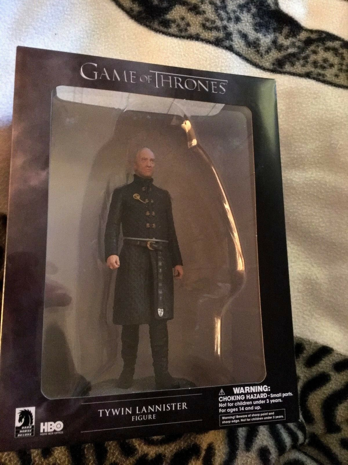 Game of Thrones   Tywin Lannister  seven inch figure
