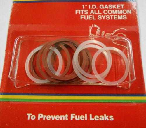 Dorman Help 55143 1/'/' Carburetor Inlet Gasket Assortment 10 Piece Prevent Leaks