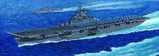 Trumpeter 1:350 USS Essex CV9 Aircraft Carrier Plastic Model Kit TSM5602