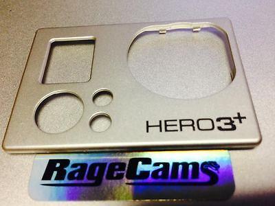 Foto & Camcorder Billigverkauf 50% Camcorder-teile FleißIg Frontblende Kamera Gesicht Platte Abdeckung Für Gopro Hd Hero Hd3 Hero3