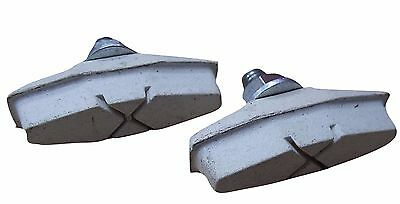 Raleigh  40mm with Weinmann Fibrax  Ash310 Road Caliper  Brake Blocks comp