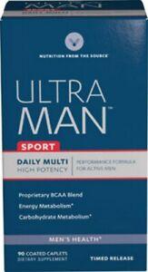 Ultra Man Sport Performance Multi-Vitamin - 90 Caplets