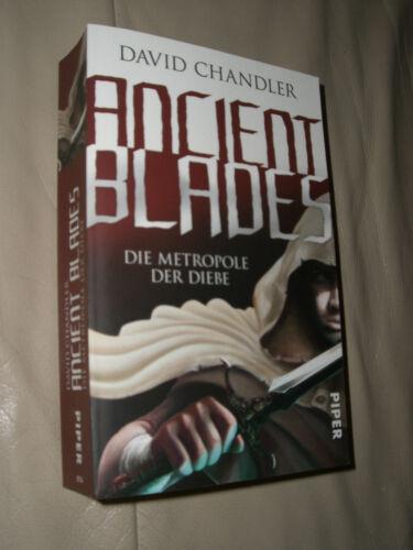 1 von 1 - Ancient Blades 01. Die Metropole der Diebe von David Chandler (2011,...