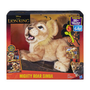 Furreal-E5679-Disney-The-Lion-King-Mighty-Roar-Simba-Interactive-Plush-Toy