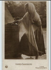Buehne-Film-Theater-um-1910-20-Echtfoto-KAREN-SANDBERG