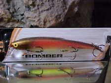 """DISCONTINED Bomber B24A449 Long A DEEP 3 1//2/"""" HOT COCO CRUSH for Bass//Walleye"""
