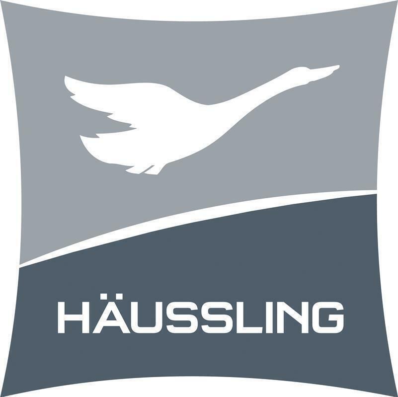 Häussling Down Duvet Deluxe Nano Batiste 135 x 200 cm Deluxe Summer Blanket
