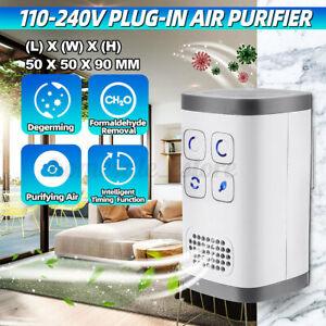 Plug-In Air Purifier Ozone Generator Smell Sterilizer Odor Remover  Bathroom