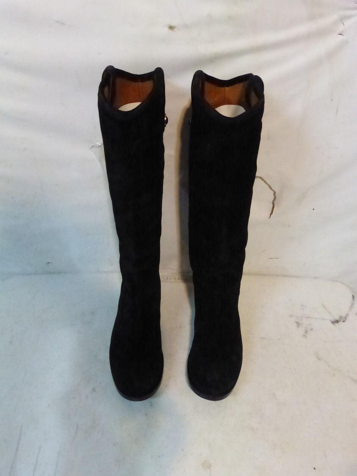 Frye Melissa Button Boot - Women's 8.0 Black Retail  367.95