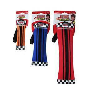 Kong Sqwuggie Fire Hose Dog Toy Float Fetch Chew Durable