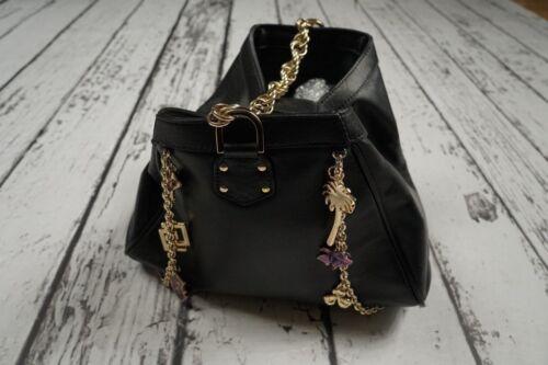 M Clutch Handtas Rouch H Purse Tasche authenti Studded Tas 100 Versace Zwart zxA5qSZww