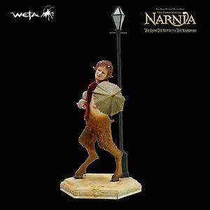 Chroniques De Narnia Mr.tumnus Statue-résine 44cm De Weta