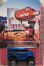 Hot Wheels Custom Monster Dairy Delivery 2015 Las Vegas Convention 1/10 Made!
