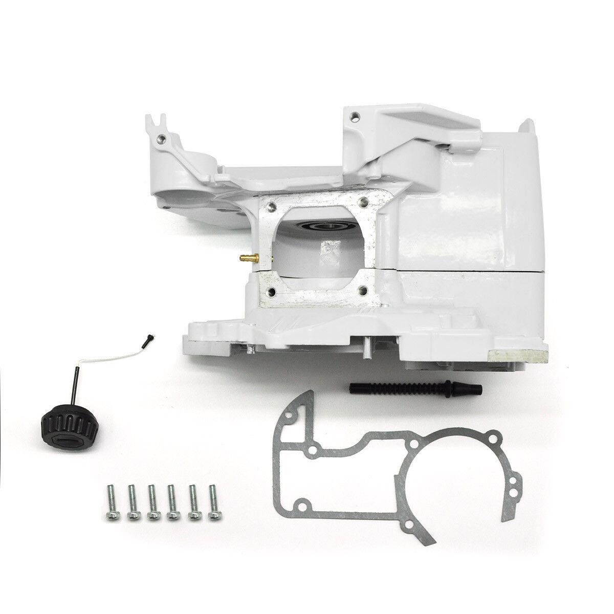 Cárter guley con tapón de llenado de combustible adapta a Motosierra Stihl 066 MS660 1122 020 2113