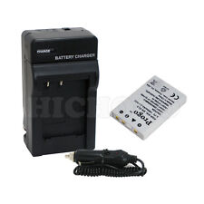 Progo Battery & Charger Combo Kit for Nikon EN-EL5 Coolpix 3700 4200 5200 5900