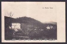 LA SPEZIA VARESE LIGURE 20 SAN PIETRO VARA - PALAZZINA PERAZZO TAVERNETTE 1923