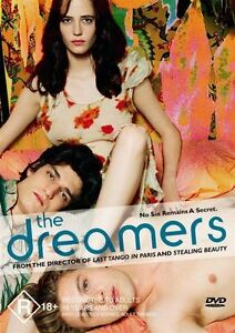 The-Dreamers-DVD-2004-Region-4-RARE-rk