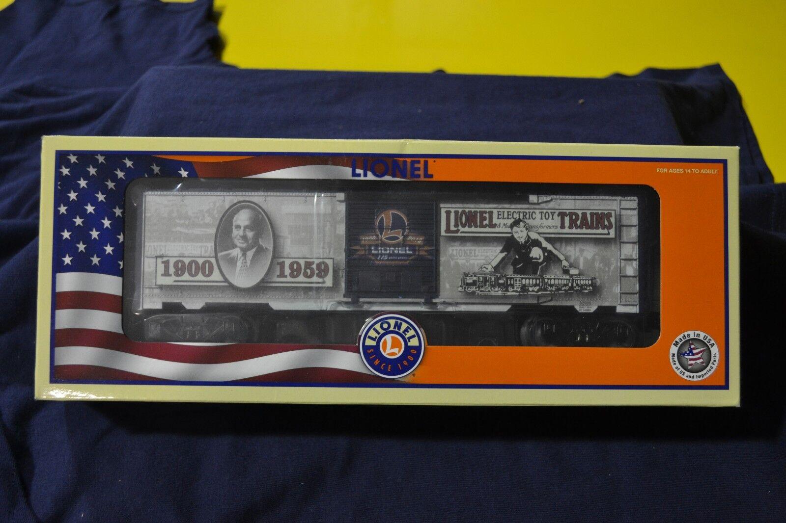 Lionel 6 -8292 Lionel 115 e årsdagen lådabil