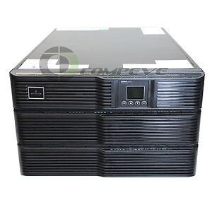 Emerson-Liebert-8000VA-Rack-mountable-UPS-GXT4-8000RT208
