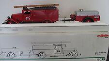 Märklin 19035 Modellauto Feuerwehrauto Insider Modell Neuzustand limitiert