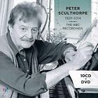 Peter Sculthorpe The ABC Recordings 10cd DVD Various Artists Audio CD