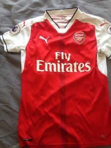 free shipping fd6c6 f14d1 Details about Arsenal Jersey - Mesut Özil jersey 2016/17