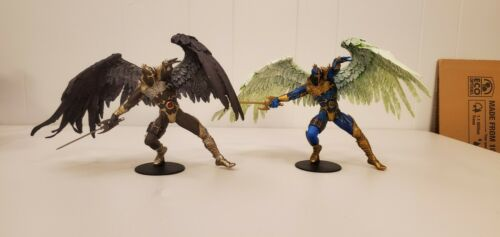 Reborn series 3, Details about  /Mcfarlane Spawn Series 25 i.117 The Redeemer Loose Lot