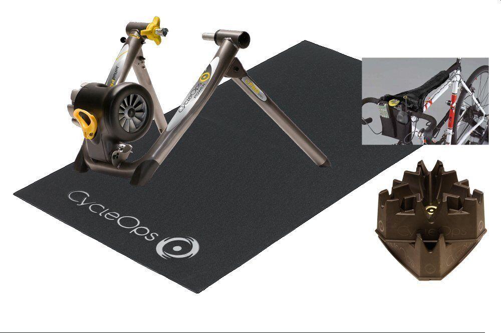 CYCLEOPS JetFluid Pro Winter Training Kit Indoor Bike Trainer  Bicycle 9321 NEW   best reputation