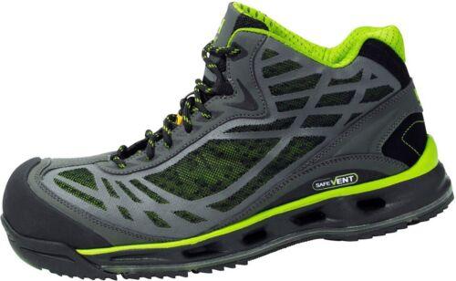 de Flow de S1 Mid Magni chaussures Nouveau Sv 45 Hansen Gr sécurité Chaussures Helly travail nEc41Yqw