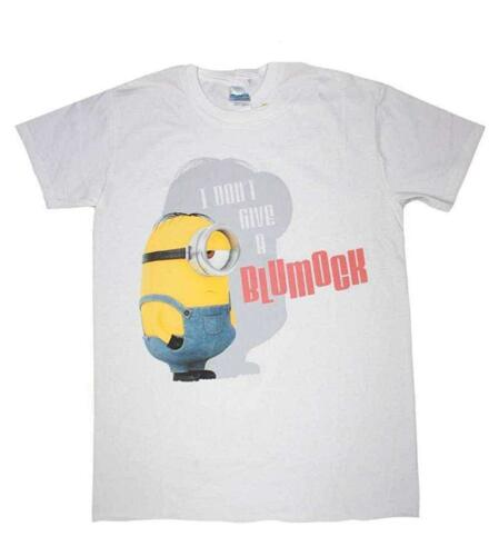 Despicable Me Minions - I Don/'t Give A Blumock Official Mens T Shirt