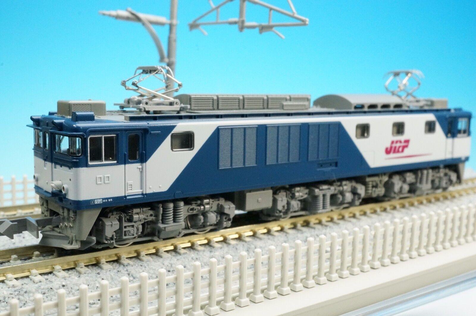 Kato 3024-1 JRF Jr Mercancías Locomotora eléctrica EF64 1000 (escala N)     nuevo