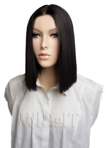 Xenon Mlf178 Blunt Cut Bob Synthetic Lace Front Wig Bobbi