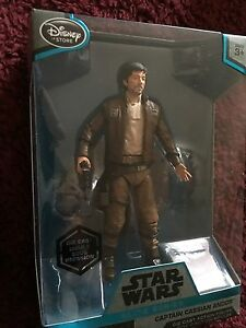 Star Wars Rogue One Capitaine Cassian Andor Elite Series Personnage moulé 461014640079