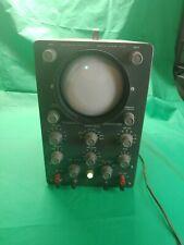 Heathkit Laboratory Oscilloscope Model 0 10 For Parts Or Repair