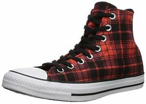 Plaid Men's Taylor Chuck Top Sneaker Converse Star All High 7gyfb6