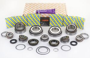 GENUINE VAUXHALL M32 GEARBOX DIFF BEARINGS AND SEALS LSD
